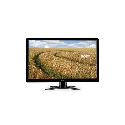 "Acer G6 Series Black 23.8"" IPS 2xHDMI Widescreen LED Backlight Monitor"