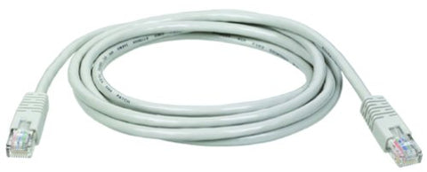 Tripp Lite N002-100-GY Cat5e 100 Foot Ethernet Cable - Grey