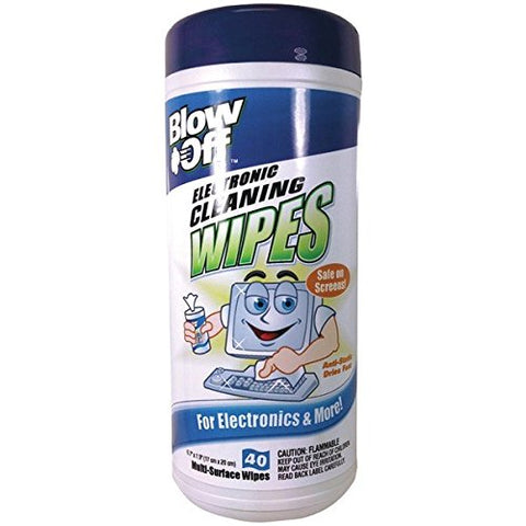 Image of Max Professional 2091 Disposable Anti-Static Cleaning Wipes