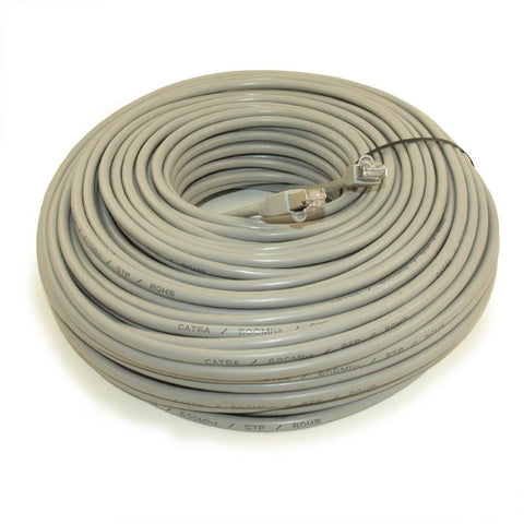 Image of Battleborn C6MBCCA-300GY 300 Foot Ethernet Patch Cable - Grey