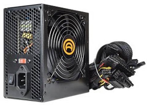 Image of A-Power AK-680 680 Watt ATX Power Supply with EPS12V, 8-Pin PCIe