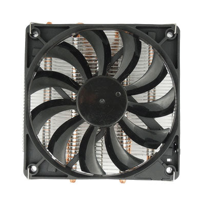 GeLid CC-Shero-01-A Slim Hero Low Profile Universal CPU Cooler