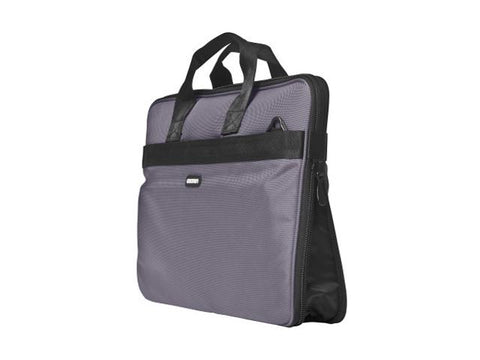 Image of Cocoon CLB409GY Ballistic Nylon Laptop Case w/Strap & Grid-It Organization System (Gun Gray)