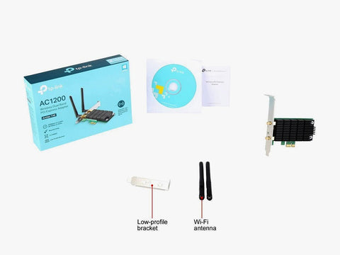TP-Link Archer T4E AC1200 PCIe Wireless Card
