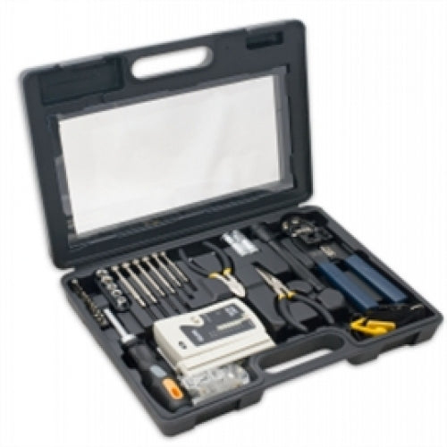 Syba 50-Piece Networking Tool Kit with LAN Cable Tester