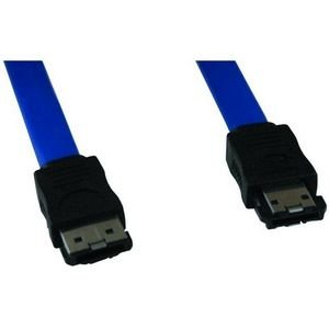 Tripp Lite P950-36I 36-in Male eSATA Data Cable (Blue)