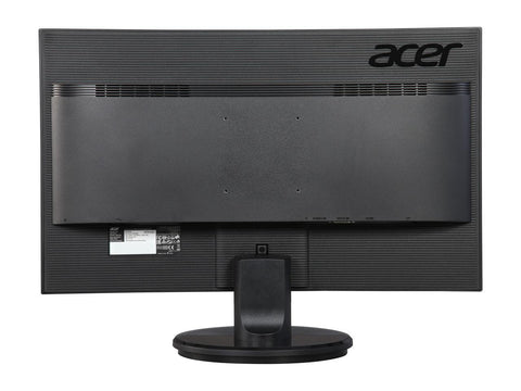 "Acer K272HUL Ebmidpx Black 27"" 1ms GTG TN Panel Widescreen LED Backlight LCD Monitor"