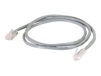 C2G 10 Foot Cat5E Patch Cable (Grey)