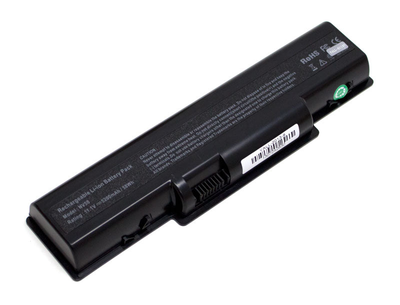 Gateway nv58 as09a61 as09a31 Compatible Laptop Battery