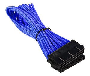 BattleBorn CB-24ATXEXT Dark Blue 24Pin ATX cable 12 Inch Braided