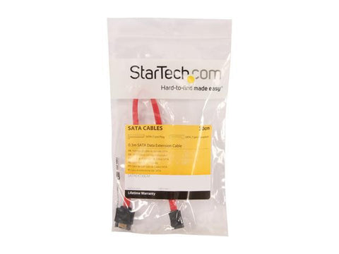 Image of StarTech.com 0.3m SATA Extension Cable