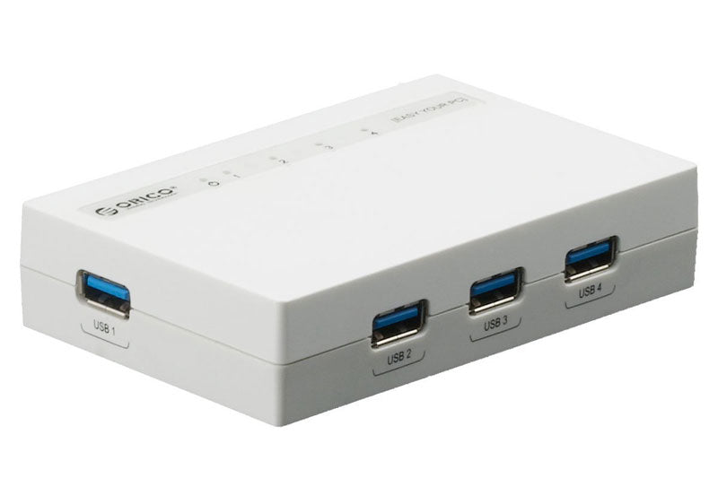 Orico 4 Port Powered USB 3.0 Hub