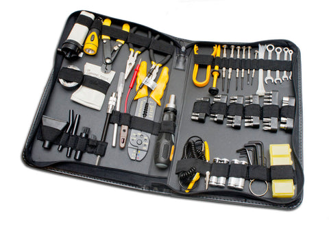 Image of Syba 100-Piece Computer Repair, Cleaning and Testing Kit