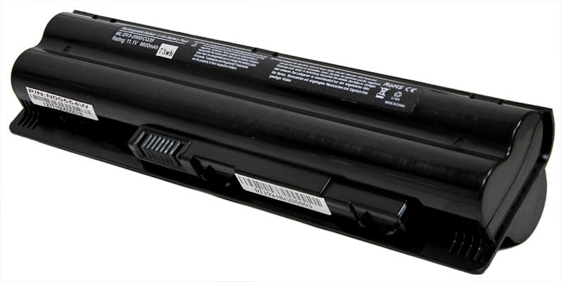 Battery for 516480-141, 530803-001, HSTNN-IB95 HP 516479-121, HSTNN-C54C HSTNN-DB94