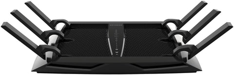 NETGEAR R8000-100NAS Nighthawk X6 AC3200 Tri-Band Gigabit Wireless 802.11ac Router
