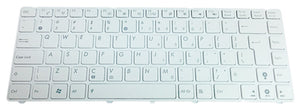 Asus White UL30 and A42 Replacement Laptop Keyboard