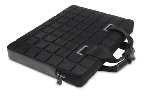 "Image of MacAlly AIRCASE 15"" Laptop Carry Case - Black Neoprene"