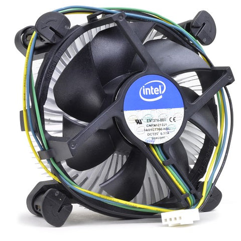 Intel E97378 1150/1151 Copper Base Heat Sink & Fan - Up to 95W