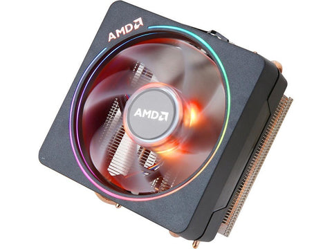 Image of AMD Ryzen 7 2700X AMD50 Gold Edition 37 GHz (4.3 GHz Max Boost) Socket AM4 YD270XBGAFA50 Desktop Processor