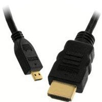 Image of Battleborn 10 Foot Micro HDMI to HDMI Video Cable