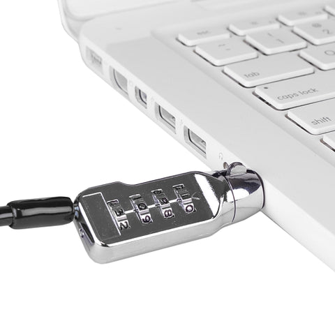 Image of Exel 264135 Serialized Combination Security Cable Lock