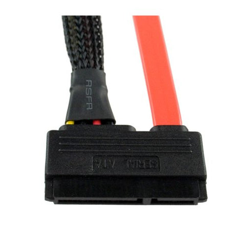Image of Kingwin SAC-04 SATA Data + SATA Power Combo Cable
