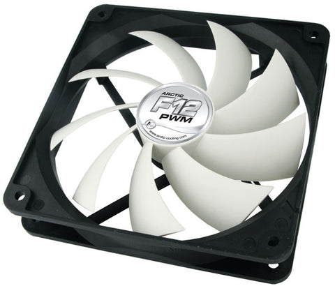 Image of Arctic F12 PWM 120mm Fluid Dynamic Case Fan with 4-Pin Power