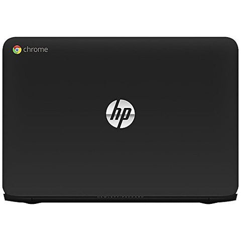 Image of Refurbished HP Chromebook 14-inch Celeron 2955U, 1.4 GHz, 4GB RAM, 16GB SSD