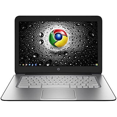 Refurbished HP Chromebook 14-inch Celeron 2955U, 1.4 GHz, 4GB RAM, 16GB SSD