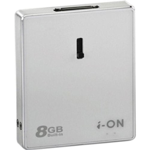 i-ON iB-20W 30-pin Battery Stick and 8GB Memory for iPod or iPhone