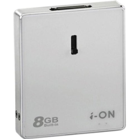 Image of i-ON iB-20W 30-pin Battery Stick and 8GB Memory for iPod or iPhone
