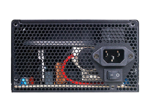 Image of EVGA 500 BT, 80+ Bronze, 500W, 3 Year Warranty, Power Supply 100-BT-0500-K1