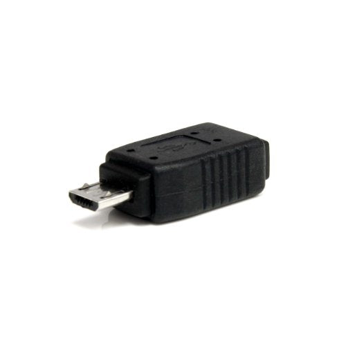 StarTech UUSBMUSBMF Male Micro USB to Female Mini USB Adapter