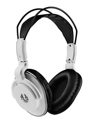 BitFenix Flo Gaming Headphones / Headset with Mic Arctic White