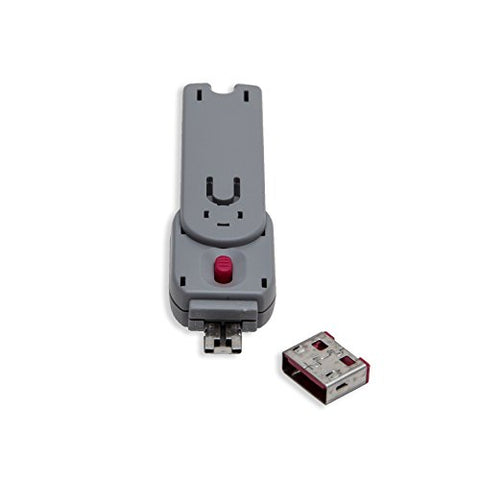 Image of Syba SY-ACC20165 USB Port Blocker with 1 Key, and 4 Locks