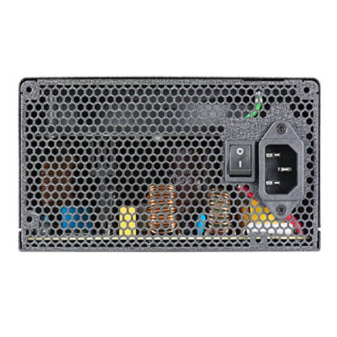 EVGA 220-G2-0650-Y1 80 PLUS GOLD 650W Modular Continuous Power Supply