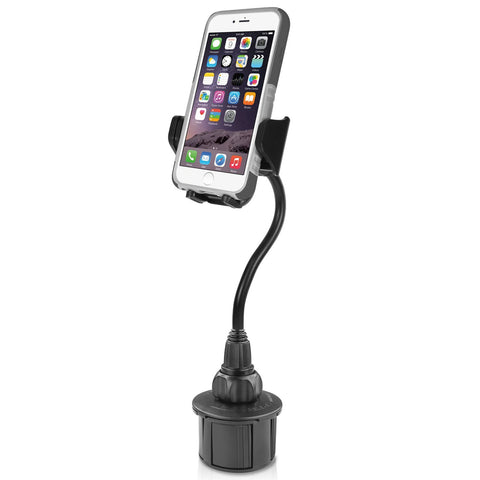 Image of Macally MCUP2XL Vehicle Mount for iPhone, Smartphone, Mobile Phone, iPod, GPS