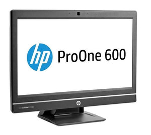 Refurbished HP ProOne 600 G1 All-In-One 21.5 - Intel Core i7 4790S, 8GB DDR3 RAM, 500GB SSHD, Windows 10