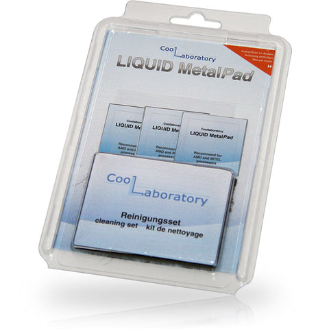 Coollaboratory Liquid MetalPad CPU Thermal Conduction Pad
