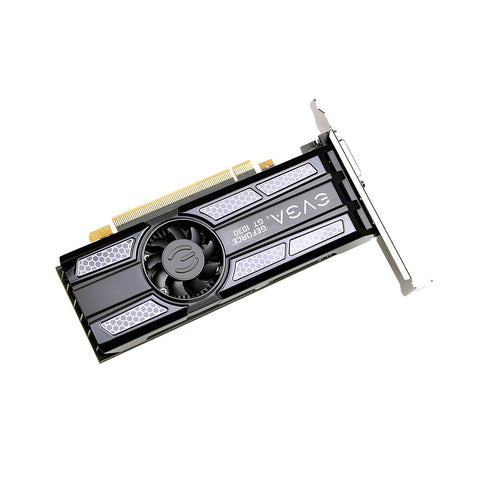 EVGA GeForce 02G-P4-6333-KR GT 1030 SC PCIE 2GB GDDR5 DVI-D HDMI 1290MHz Video Card