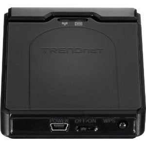 TRENDnet TEW-716BRG 3G Mobile Wireless Router (Black)