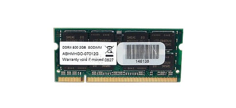2gb Ddr2 Ram 800mhz Pc2-6400 200-pin Laptop Sodimm