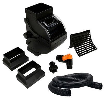 Fiskars Rain Barrel Diverter Kit