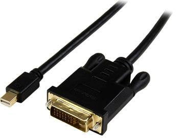 Image of Startech MDP2DVIMM6BS 6 foot Mini Displayport to DVI Active Cable Mdp to DVI