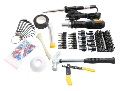 Image of Syba 145-Piece Massive Universal Computer Repair Tool Kit