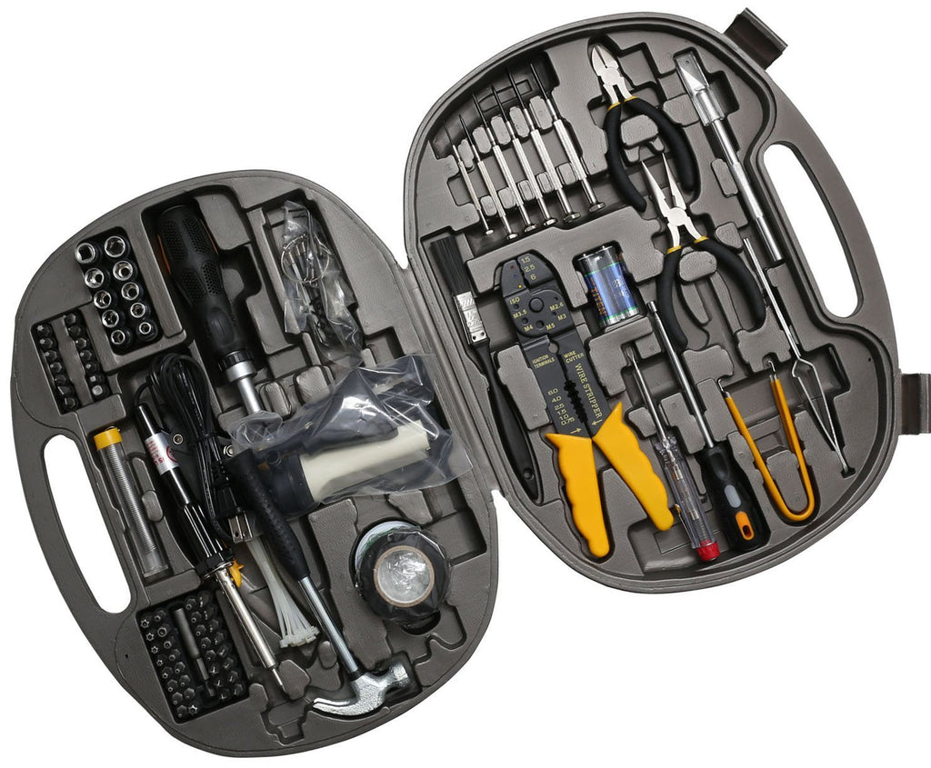 Syba 145-Piece Massive Universal Computer Repair Tool Kit