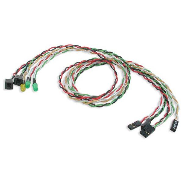 StarTech.com BEZELWRKIT Replacement Power Reset LED Wire Kit for Cases