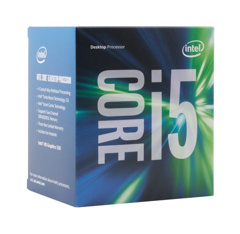 Image of Intel Core i5-6600 Skylake Quad 3.3GHz LGA1151 65W BX80662I56600 CPU