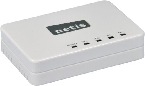 Netis WF-2403 Wireless 802.11b/g/n Mini Broadband Router - 300 Mbps