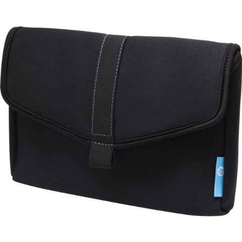 "Image of HP AM847AA 2133 SlipCase 8.9"" Netbook Carrying Sleeve Case (Black)"
